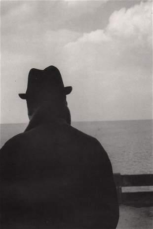 ANDRE GELPKE - Untitled (Man by beach)
