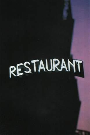 RALPH GIBSON - Restaurant