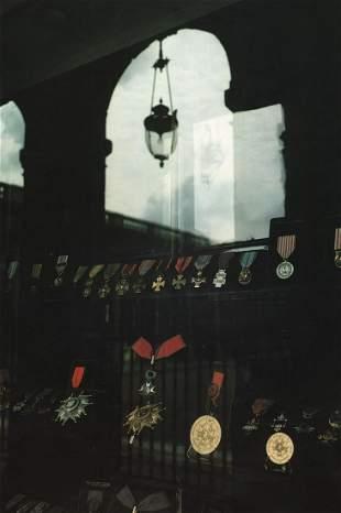 RALPH GIBSON - Medals