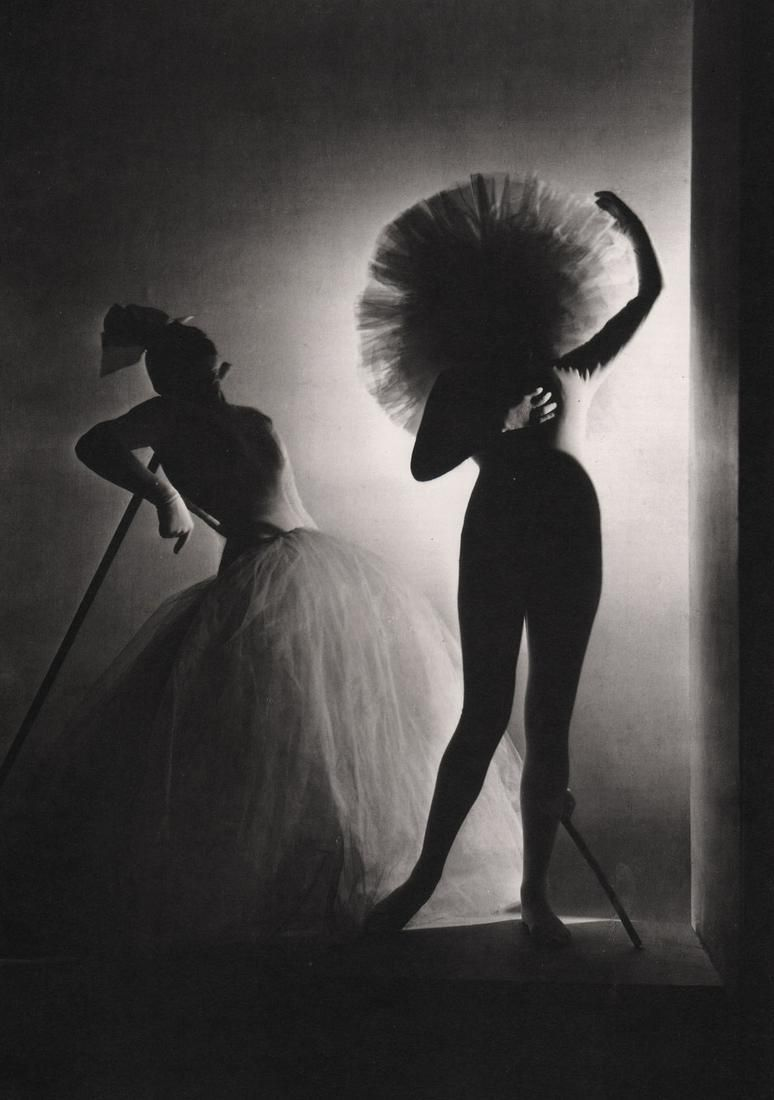HORST P. HORST - Costumes by Dali made by Chanel for
