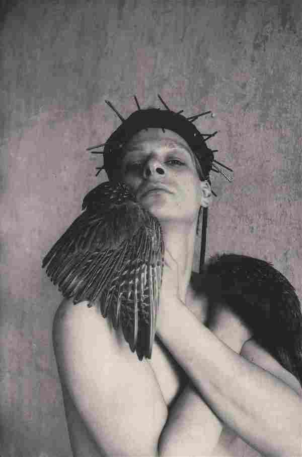 SVEN MARQUARDT - Male nude,1988