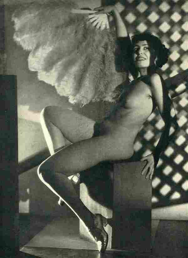 JANE PLOTZ - Light and Shadow ca 1932