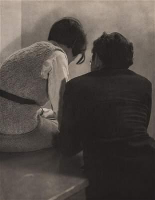 NATA V. REUTERN - Two People, Germany 1933