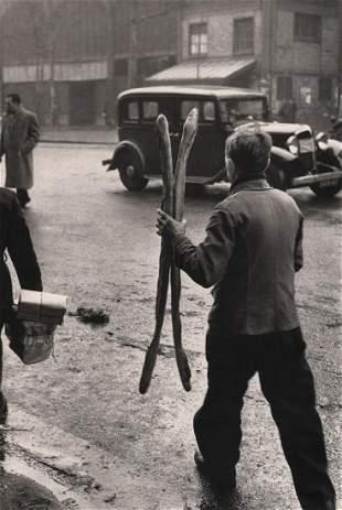 MARC RIBOUD - Paris,1953