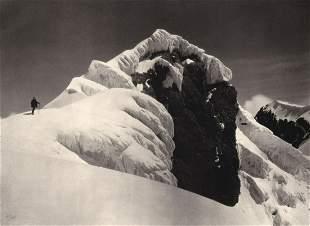 VITTORIO SELLA - Alexandra Peak of Mt. Stanley in