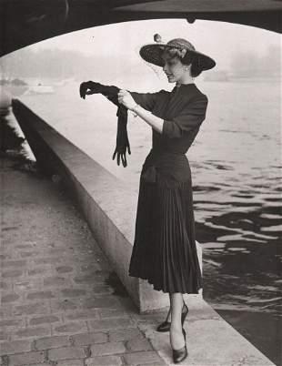 MAURICE TABARD - Harpers Bazaar, 1950