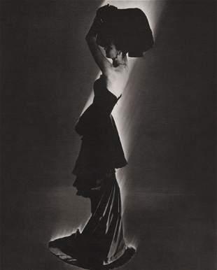 MAURICE TABARD - Fashion, Solarization, 1950