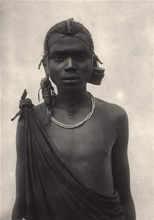 UNKNOWN - Masai, East Africa ca 1900