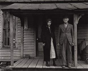 EDWARD WESTON - The Summers, Tennessee, 1941