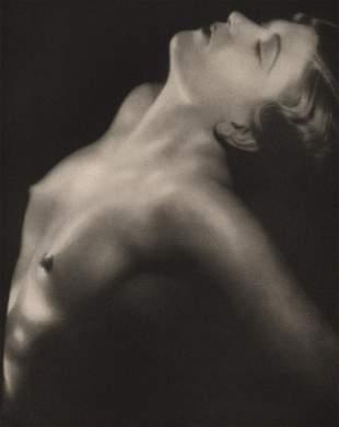 M. WILLINGER - Nude, ca 1931