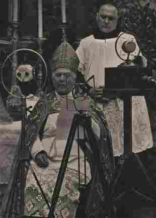 MARGARETE WILLINGER - Prince Archbishop Dr. Rieder