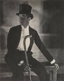 JAMES ABBE, SR. - Maurice Chevalier, Paris, 1924
