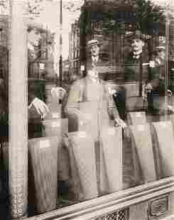 EUGENE ATGET - Avenue Des Gobelins, 1925