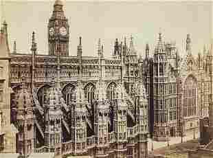 STEPHEN AYLING - Westminster Chapel, 1867