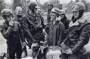 EDOUARD BOUBAT - Swedish Spring, 1967