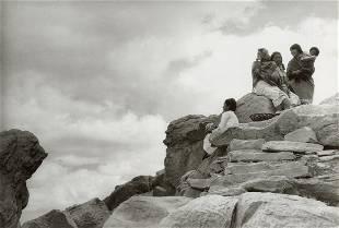 MARGARET BOURKE-WHITE - Acoma Pueblo, 1935