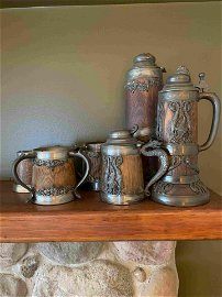 Beer Stein / Tankards and Cups