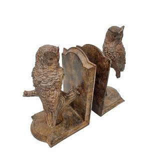 Bookends - Owls - Wise Owls bookends