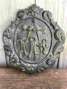Bronze Trades Guild Emblem