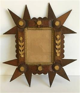 Tramp and Notched Art Frame
