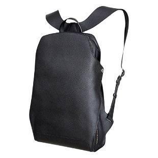 Hermes Briefcase Cityback Men's Backpack Epsom Souple