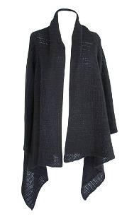 Chrome Hearts Sweater Cashmere Silk Leather Cross