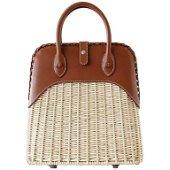 Hermes Bolide Picnic Bag Osier Wicker Barenia Limited