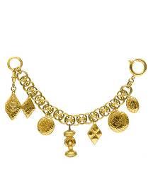 Chanel 7 Charm Bracelet