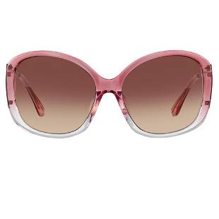 Prabal Gurung Sunglasses Oversized Pink