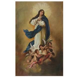 Immaculate Conception - European School 18th/19th
