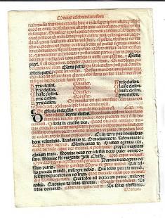 1567 Catholic Ritual Leaf Fine Printing
