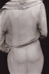 ROBERT BESANKO - Woman in Transparent Dress