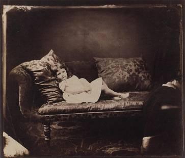 LEWIS CARROLL - Alexandra Kitchin, 1868