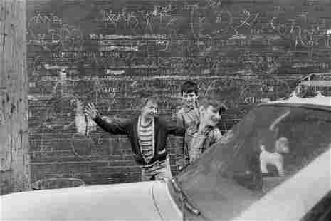HENRI CARTIER-BRESSON - Montreal, Canada, 1964