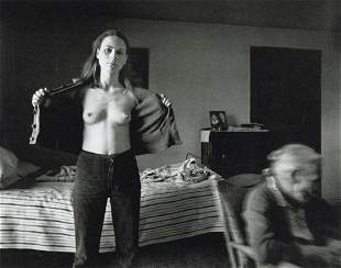 EMMET GOWIN - Edith and Rennie Booher, 1970
