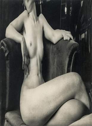 ANDRE KERTESZ - Distortion No. 6, 1932