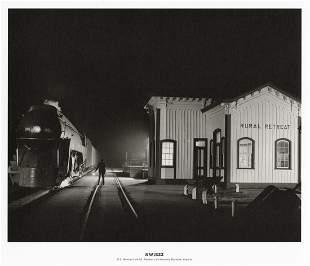 O. WINSTON LINK - Train No. 17 Gets A Highball