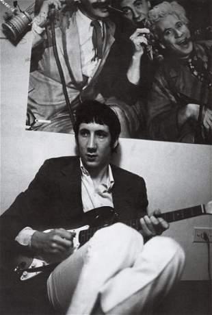 LINDA MCCARTNEY - Pete Townshend, NYC, 1966