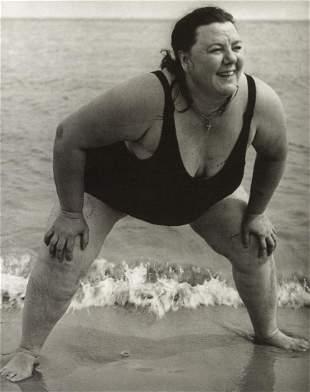 LISETTE MODEL - Coney Island Bather, 1939-41