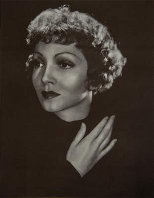 PARAMOUNT - Claudette Colbert, Private Worlds, 1935