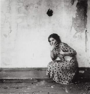 FRANCESCA WOODMAN - From Polka Dots Series, 1975