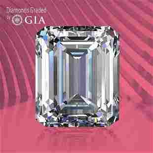 1.02 ct, Color G/VVS2, Emerald cut GIA Graded Diamond