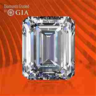 1.61 ct, Color D/VVS1, Emerald cut GIA Graded Diamond