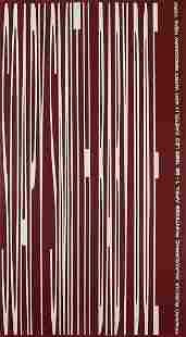 Edward Ruscha - Anamorphic Paintings - 1995 Offset