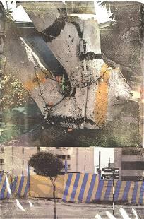 Robert Rauschenberg - Fashion (Tribute 21) - 1994
