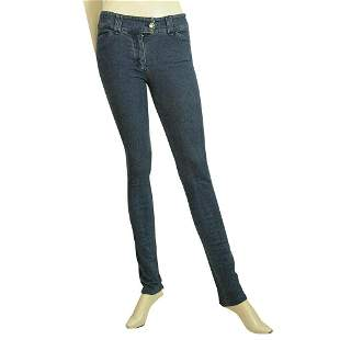 Balenciaga Skinny Blue Jeans Denim Jeggings size 36