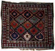 Handmade antique collectible Persian Jaf Kurdish bag