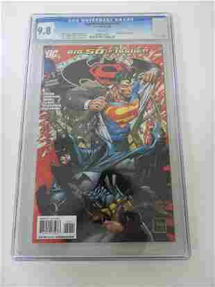 Superman/Batman #50 CGC 9.8