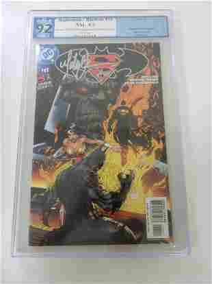 Superman/Batman #11 PGX 9.2 'Michael Turner & Peter