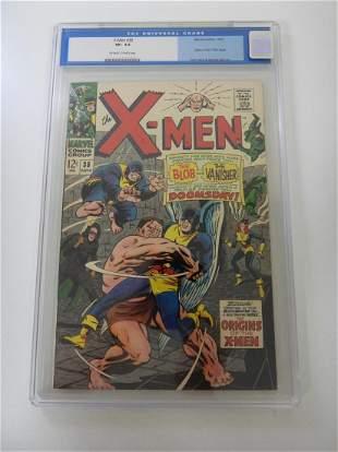 X-Men #38 CGC 7.5